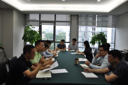 公司召开《监察法》学习宣传月动员部署会
